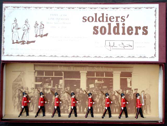 Infantry POM (Parade Order Marching)