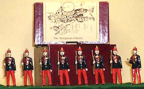 Hungarian Infantry