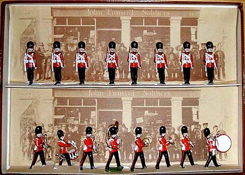 Fusiliers MOA and Bandsmen POM