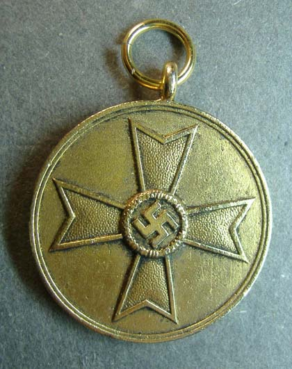 German Nazi Eagle Order Medal 1939 - Repro