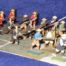 25mm Chinese Boxers Minifigs x 22