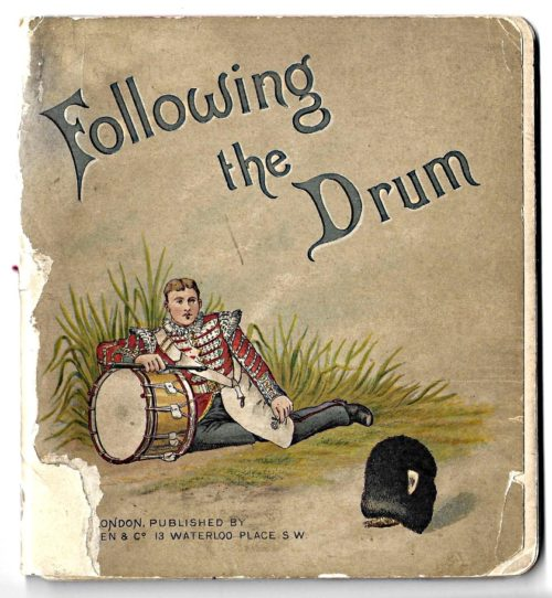 Following the Drum Cover